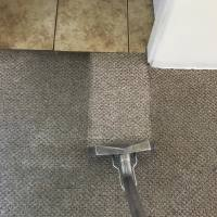 High traffic carpet cleaning