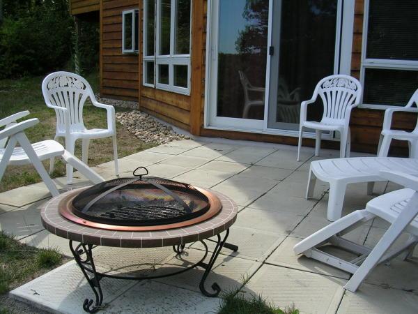 Foyer a l'extérieur / Outdoor firepit