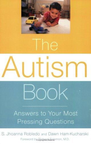 Le livre d'autisme
