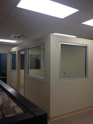 Commercial Glass Installs