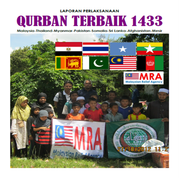Qurban Terbaik 1433H
