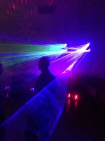 Party Lights in Tandridge, Surrey
