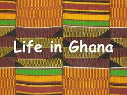 Interesting Things about Life in Ghana...
