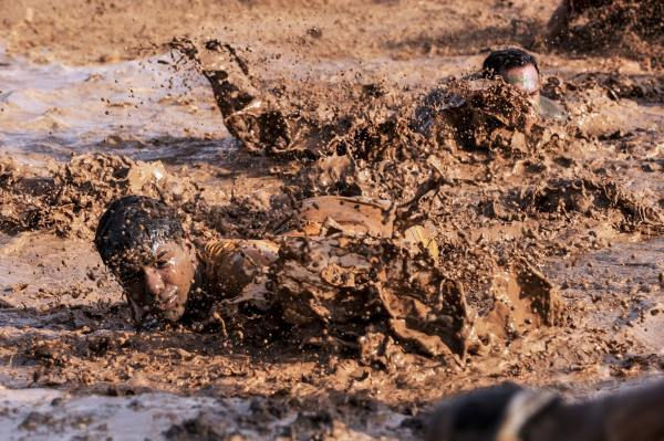Wallow in the Mud