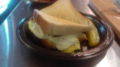 Scrambler Sandwich