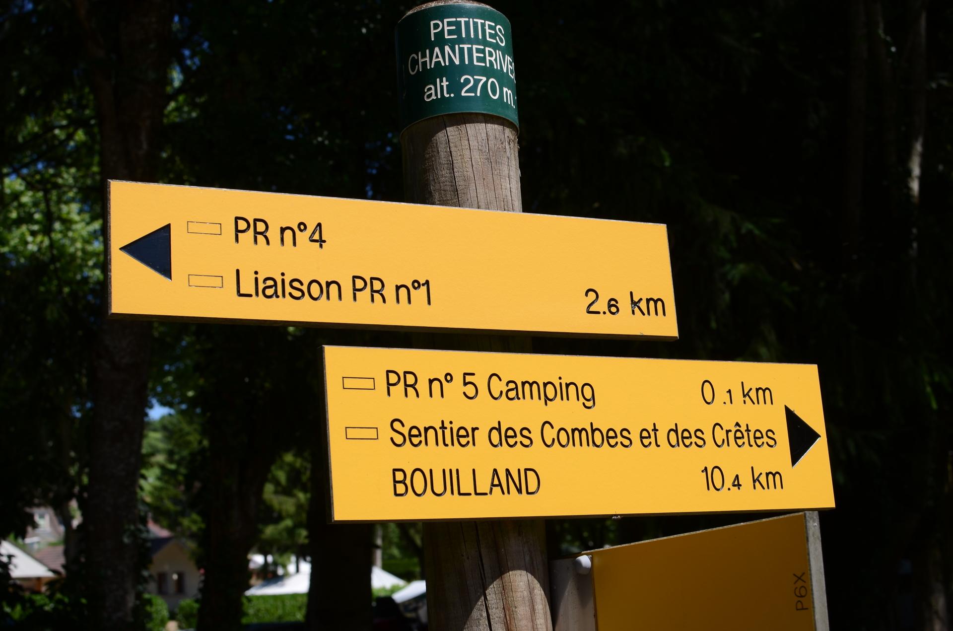 於法國鄉郊享受一個遠足假期