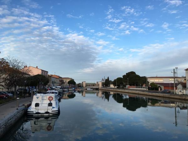 Canal du Rhône à Sète (2)