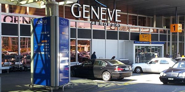 日內瓦機場租車注意事項
