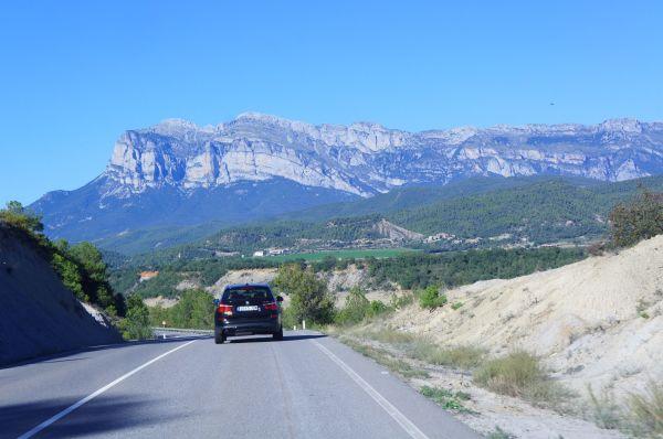西葡法自駕遊 – 攀庇利牛斯山脈