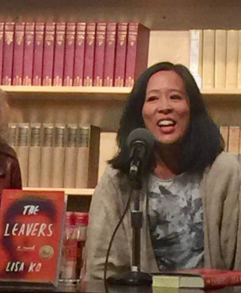 """Lisa Ko talks about """"The Leavers"""""""