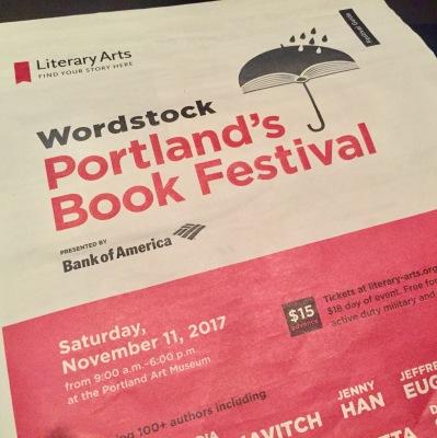 Wordstock 2017!