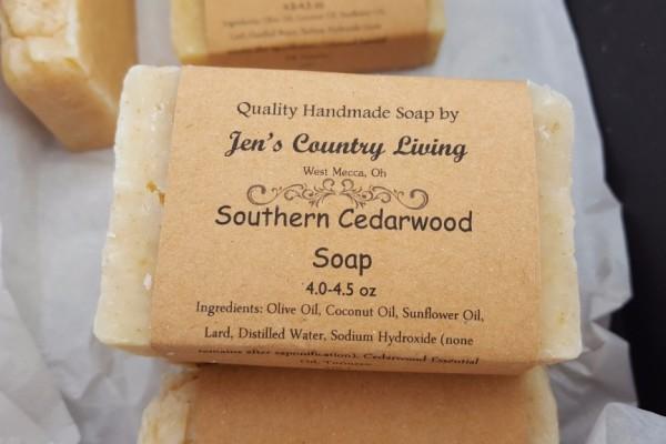 Southern Cedarwood