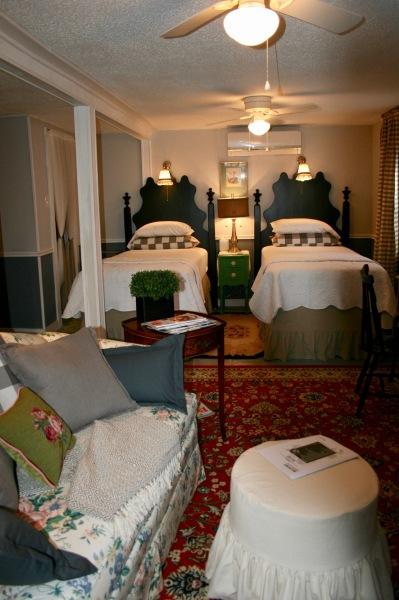 Designer Beds in Lindsey Cottage Bed & Breakfast