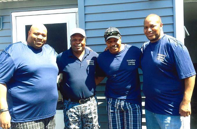 Humphrey Catering Team in Auburn NY