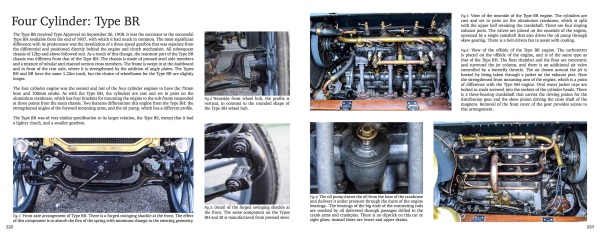 Four Cylinder: Type BR