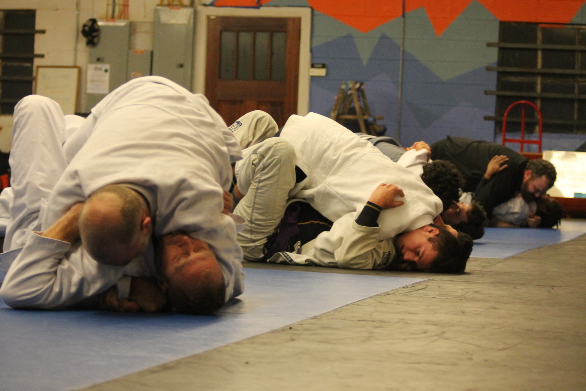 Positional Sparring