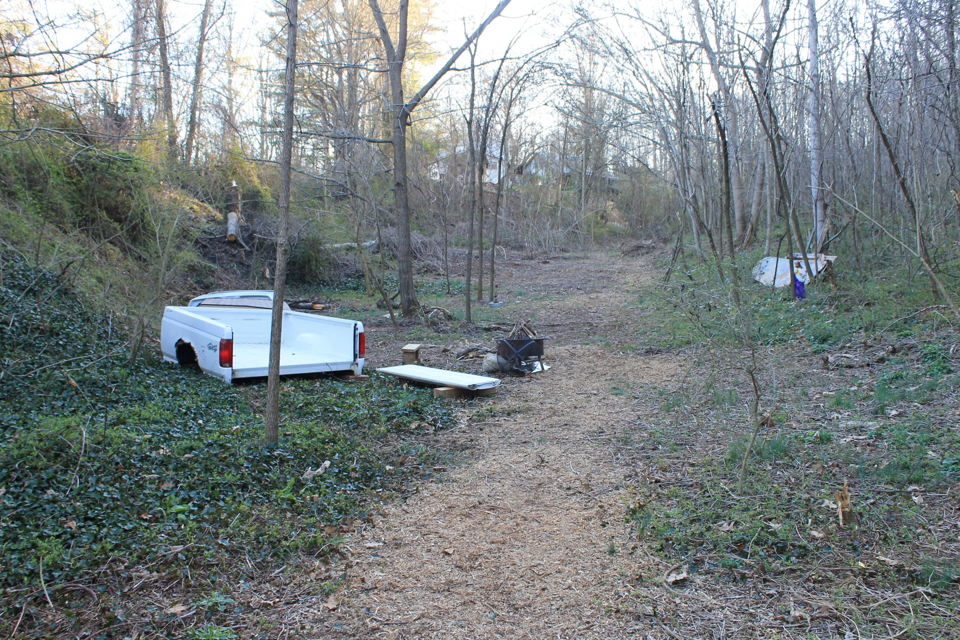 Early Stage: Campground