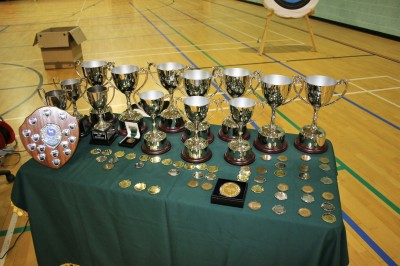 The Trophies & Medals