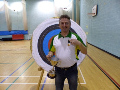 Stuart Gents Compound & Archery GB Handicap Improvement Medal