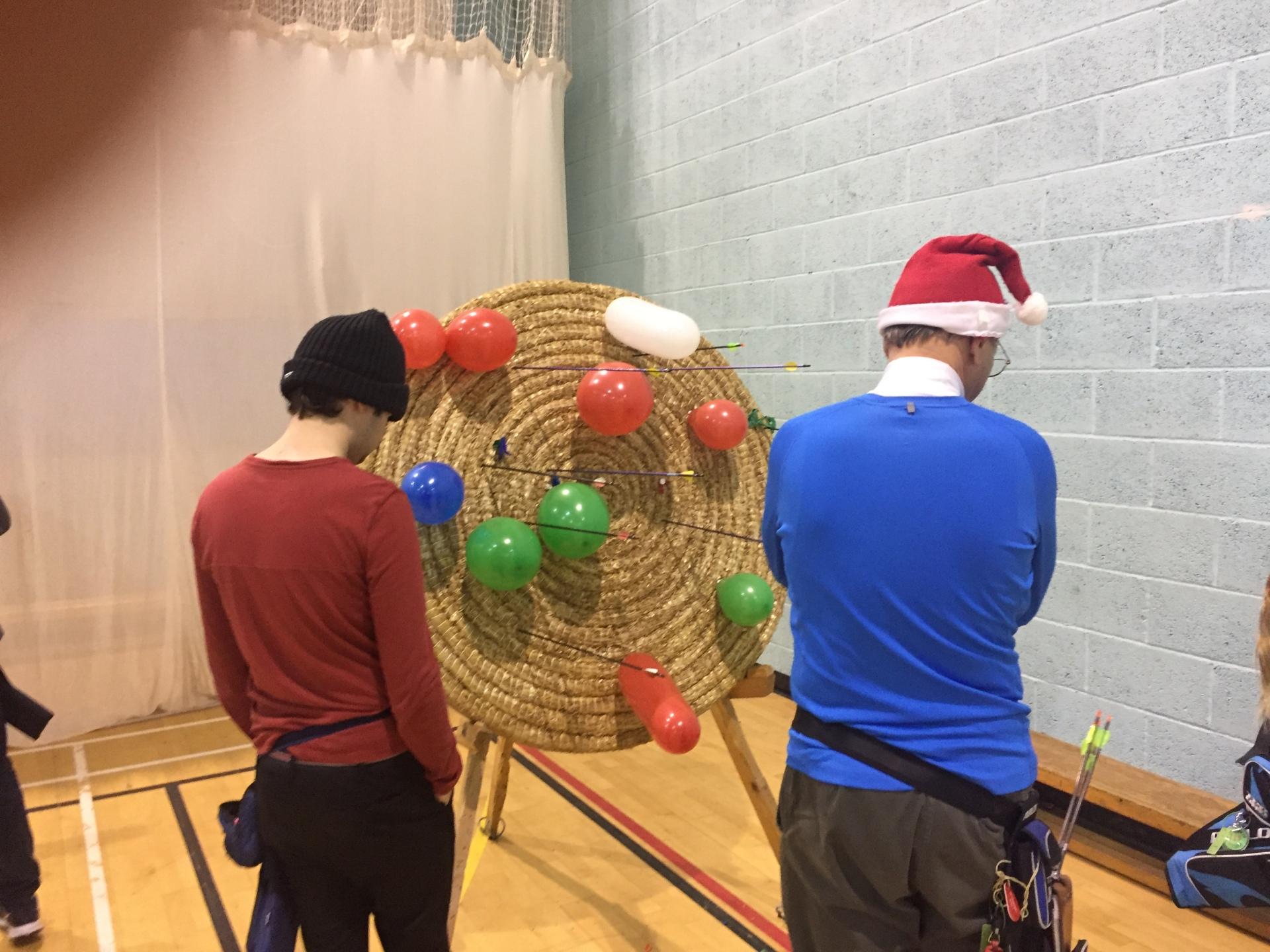 Christmas Fun Shoot 2017