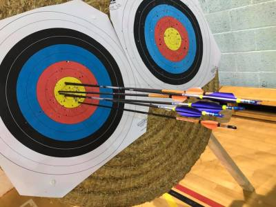 Recurve Portsmouth golds
