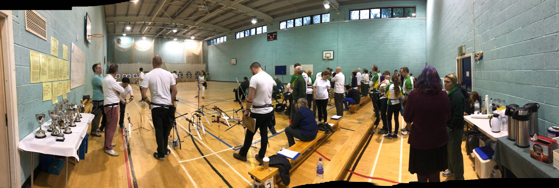 Lots of archers!!
