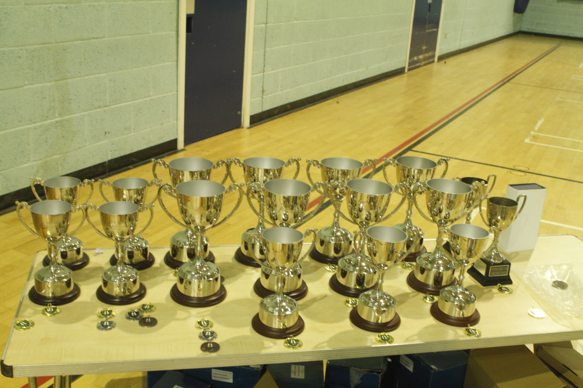Indoor Trophies