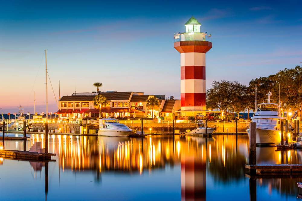 Lots of things to do around Hilton Head