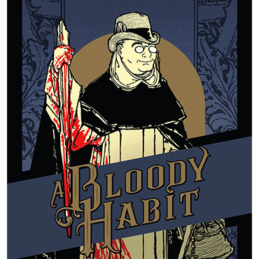 Interview with Eleanor Nicholson, author of A Bloody Habit