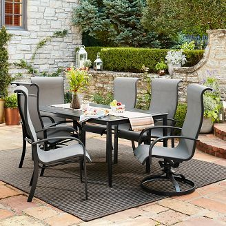 Live the Patio Life - Save up to 25% on Outdoor Living