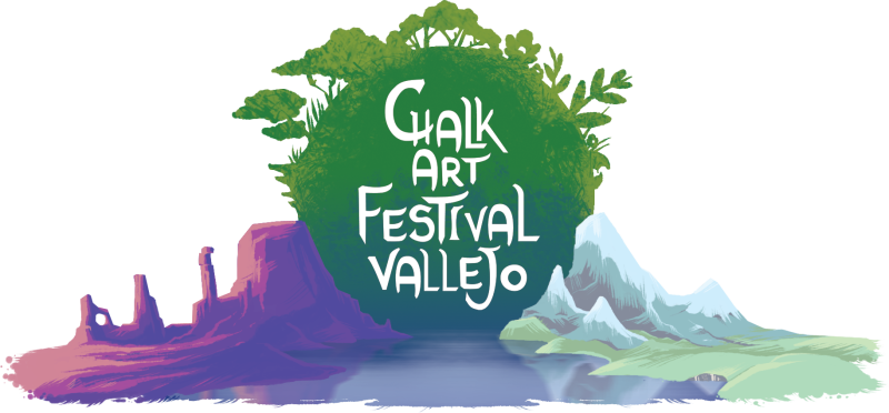 Chalk Art Festival Vallejo