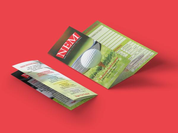 Tri-Panel Brochures