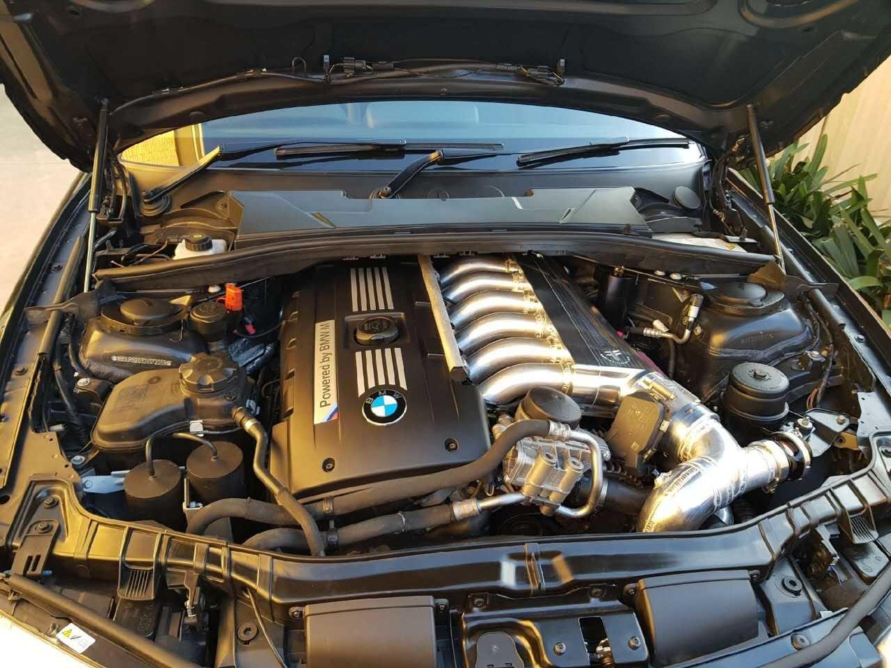 BMW manifold
