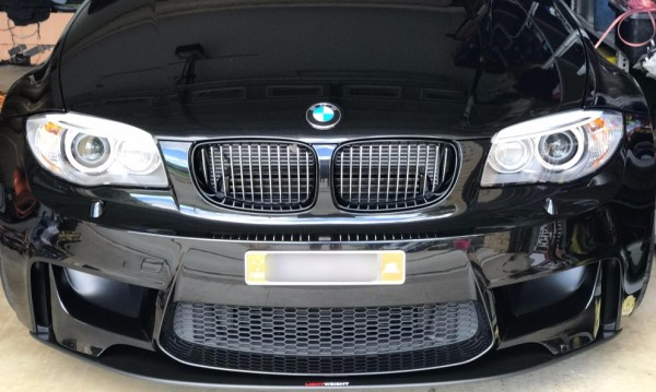 N54,N55,Intercoolers