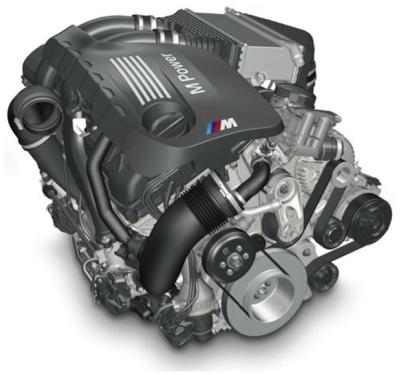 BMW S55