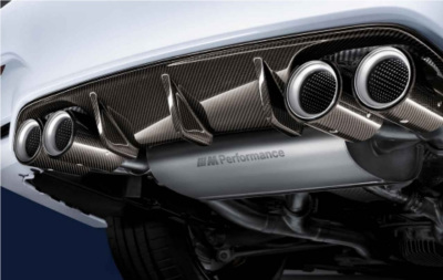 M Performance F8x M3 & M4 Exhaust System