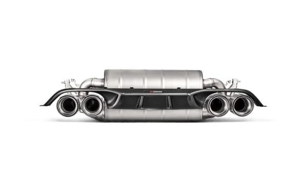 Akrapovic,BMW,F80,F82,F83,M3,M4,Carbon Fiber Diffuser