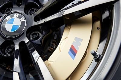 Genuine BMW F8x M3 & M4 Carbon Ceramic Brake Retrofit Kit