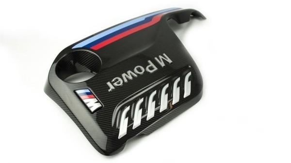 BMW,F80,F82,F83,M3,M4,M Performance,Carbon Fiber,Engine Cove