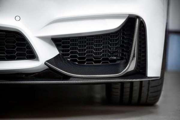 BMW,M3,M4,F80,F82,F83,M Performance,Carbon Fiber Front Lip