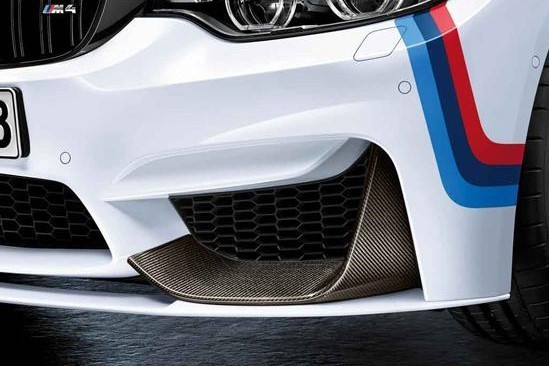 BMW,M3,M4,F80,F82,F83,M Performance,Carbon Fiber Front Splitters