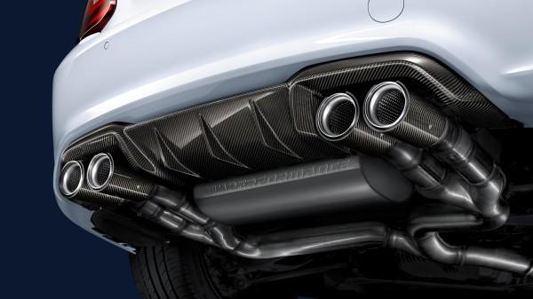 BMW,F80,F82,F83,M3,M4,M Performance,Carbon Fiber,Rear Diffuser