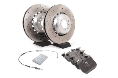 Genuine BMW F8x M3 & M4 Front Brake Kit