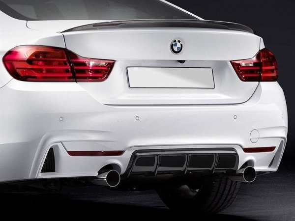 BMW,M3,F80,M Performance,Carbon Fiber,Rear Spoiler