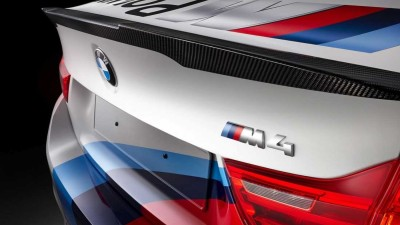 M Performance F8x M3 & M4 Carbon Fibre Rear Spoiler