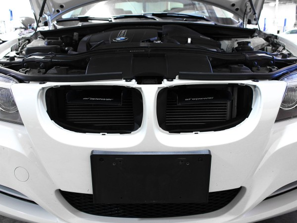 BMW,N54,N55,aFe POWER  Magnum FORCE Intake System Dynamic Air Scoops