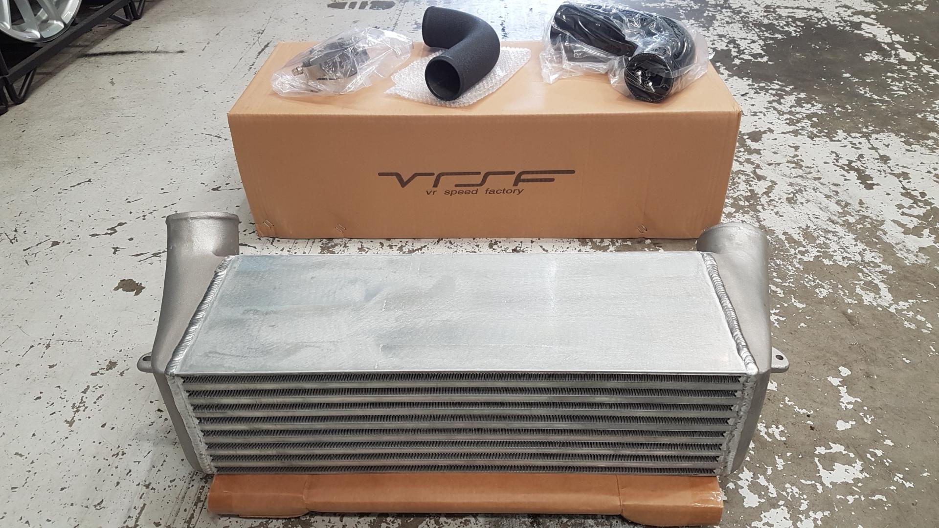 VRSF,N54,N55,VRSF HD Intercooler