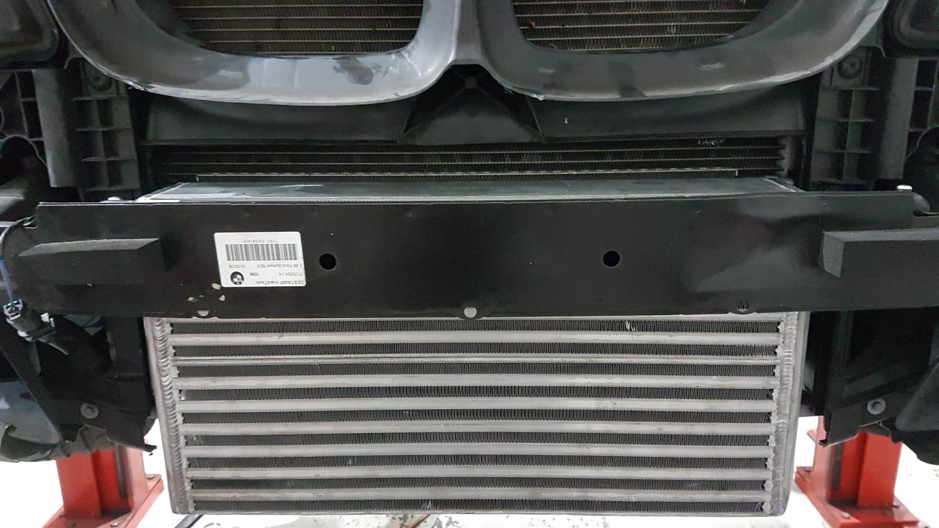VRSF,N54,N55,Race Intercooler