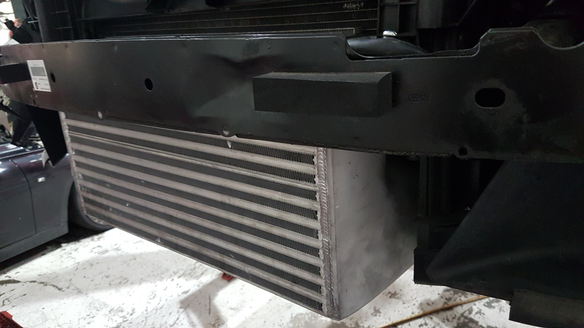 VRSF,N54,N55,Race Intercooler