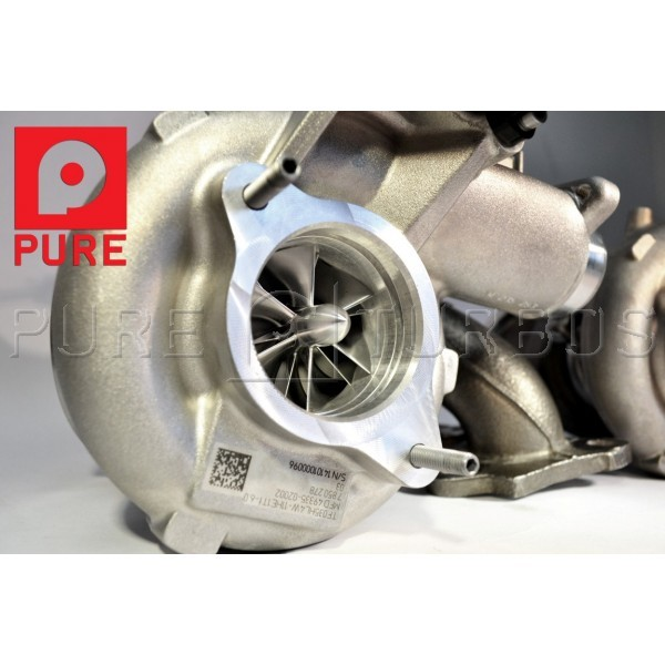 PURE Stage 2, Turbo, BMW S55